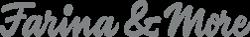Farina & More Logo