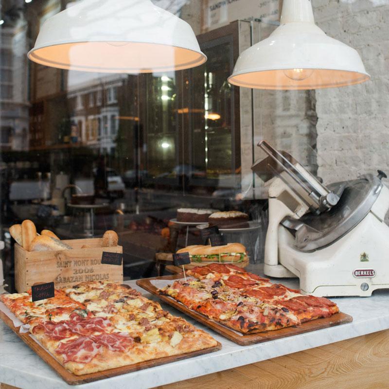 Farina & More – Pizza, Bakery & Coffee Mood…